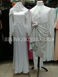 Design Baju Pengantin Muslimah 2017 Whdr 16 Best Gaun Pengantin Muslimah Malaysia Images