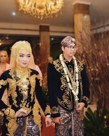 Design Baju Pengantin Muslimah Bercadar 4pde Tips Memilih Baju Pernikahan Adat Jawa Hijab