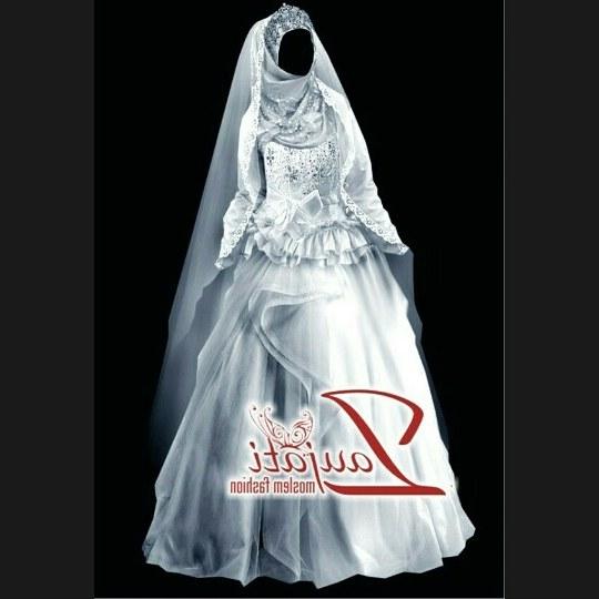 Design Baju Pengantin Muslimah Bercadar Dwdk Jilbab Ceruti Search Results for Muslimah Bercadar Warna