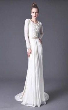 Design Baju Pengantin Muslimah Elegan Nkde 16 Best Baju Nikah Images