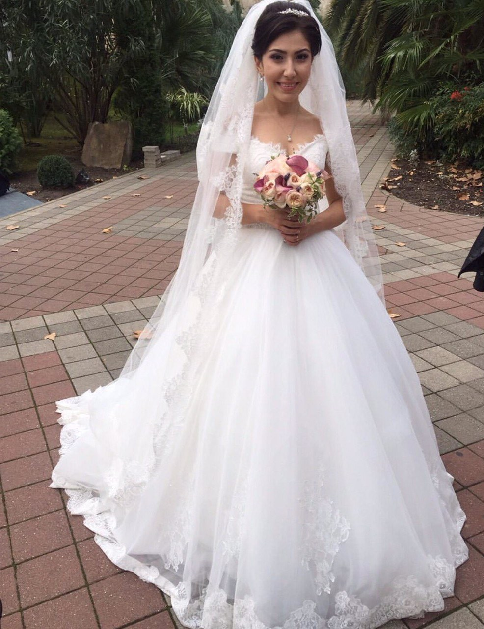 Design Baju Pengantin Muslimah Elegan Txdf Our Brides