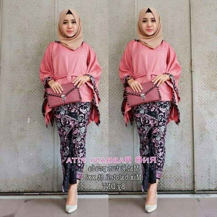 Design Baju Pengantin Muslimah Rabbani 3id6 Jual Kebaya Kondangan Setelan Batik Baju Batik Rabbani Pta Kab Bantul Weeka Group