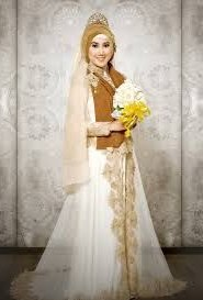 Design Baju Pengantin Muslimah Rabbani Etdg 9 Best Syalabia Images