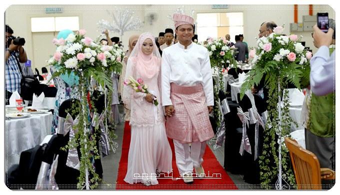 Design Baju Pengantin Muslimah Rabbani Q0d4 Tpm Hadir Majlis Perkahwinan Anak Ust Nasharuddin Mat isa