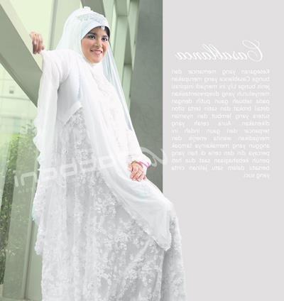 Design Baju Pengantin Muslimah Rabbani Qwdq top Terbaru Baju Pengantin Muslimah Rabbani Baju Pengantin