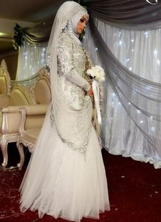 Design Baju Pengantin Muslimah Rabbani Txdf 33 Best Bridal Hijab Inspirations Images