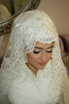 Design Baju Pengantin Muslimah Rabbani Zwdg 33 Best Bridal Hijab Inspirations Images