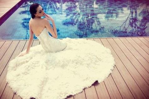 Design Cara Membuat Gaun Pengantin Muslim O2d5 Inspirasi Keindahan Gaun Pengantin Lace Yang Bikin Jatuh
