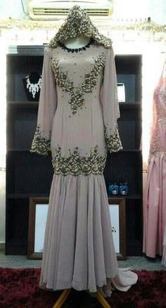 Design Contoh Baju Pengantin Muslim X8d1 115 Best Baju Pengantin Images In 2019