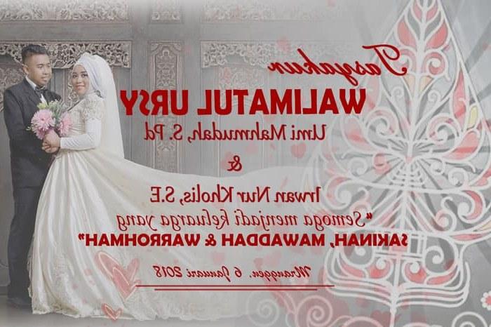 Design Contoh Gaun Pengantin Muslim Mndw Jual Desain Spanduk Design Spanduk Untuk Pernikahan Dki Jakarta Omah Desain