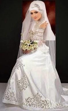 Design Desain Baju Pengantin Muslimah Mndw 12 Best Desain Baju Muslim Terbaru Images
