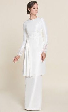 Design Fitting Baju Pengantin Muslimah J7do 16 Best Baju Nikah Images