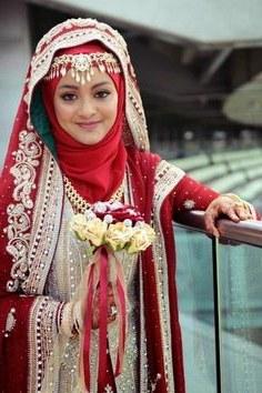 Design Foto Baju Pengantin India Muslim J7do 46 Best Gambar Foto Gaun Pengantin Wanita Negara Muslim