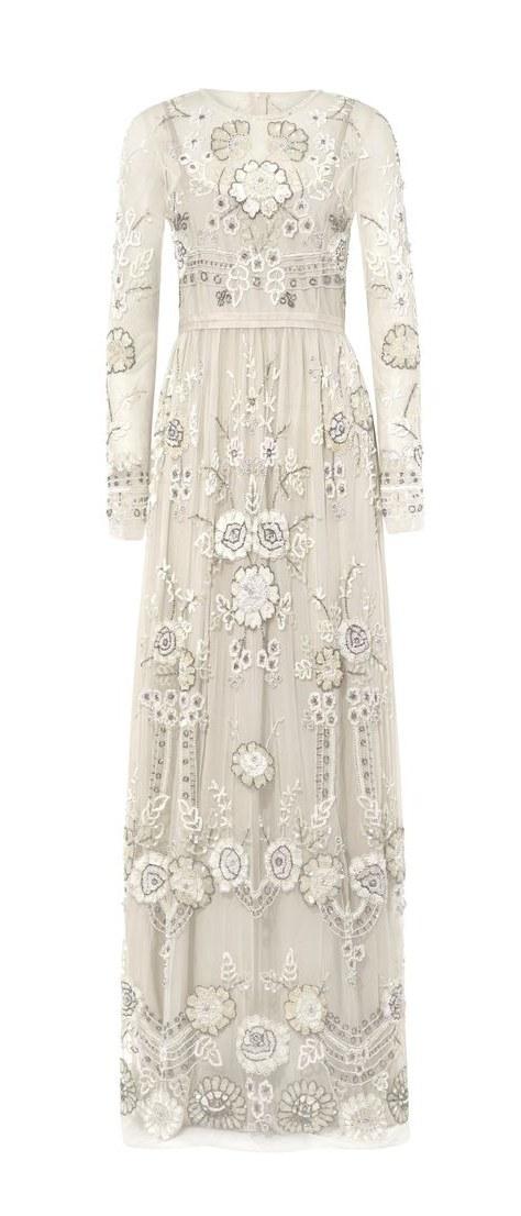 Design Gaun Pengantin 2016 Muslim E9dx List Of Gaun Pengantin Muslim Wedding Dressses Long Sleeve