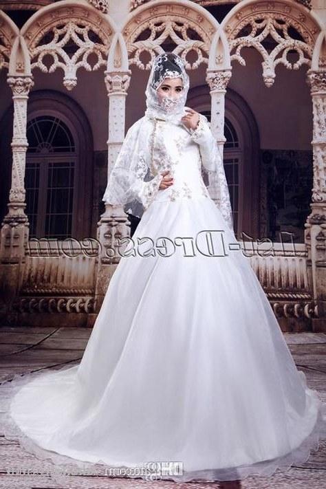 Design Gaun Pengantin 2016 Muslim J7do List Of Gaun Pengantin Muslim Wedding Dressses Long Sleeve