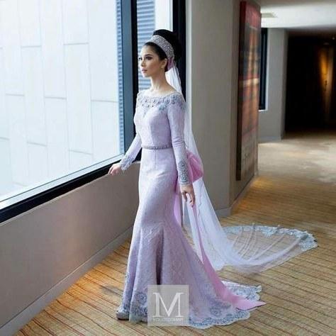 Design Gaun Pengantin 2016 Muslim Zwd9 List Of Gaun Pengantin Muslim Wedding Dressses Long Sleeve