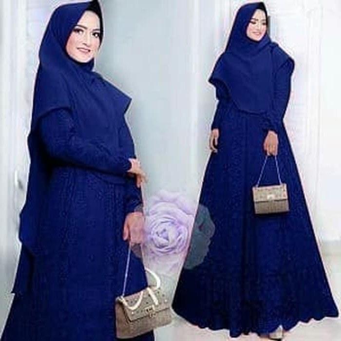 Design Gaun Pengantin Brokat Muslim Xtd6 Jual Od Baju Gamis Brukat Brokat Terbaru Mx Parineti toska Brukat Furing L Dki Jakarta Ferisna Os