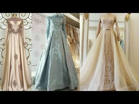 Design Gaun Pengantin Brokat Muslimah Q0d4 Model Kebaya Brokat Muslim Wedding Terbaru 2019 Kebaya Modern Pesta Pernikahan