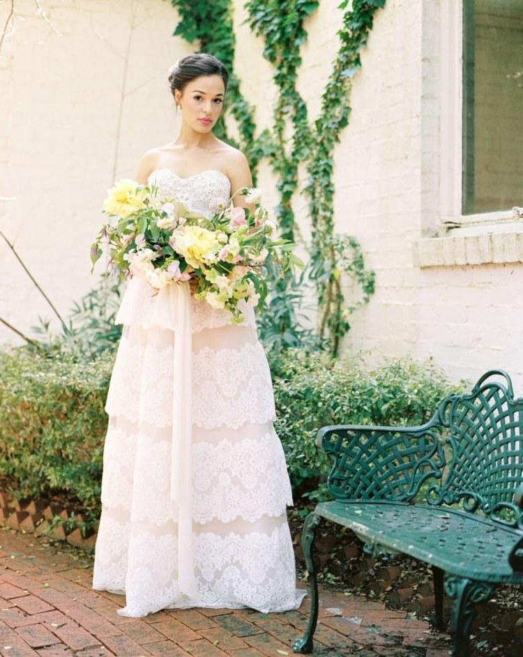 Design Gaun Pengantin Brokat Muslimah Qwdq 12 Gaun Pernikahan Khusus Resepsi Ala Garden Party Anti