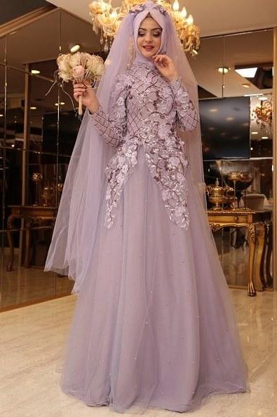 Design Gaun Pengantin Brokat Muslimah Y7du 40 Model Dress Brokat Modern Dan Elegan Ragam Fashion
