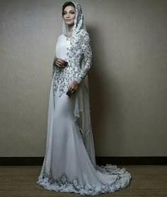Design Gaun Pengantin Modern Muslimah 3ldq 353 Best Baju Pengantin Images In 2019