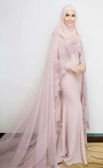 Design Gaun Pengantin Muslim Cantik 9ddf Pinned Via Nuriyah O Martinez