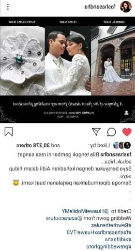 Design Gaun Pengantin Muslim Cantik Ffdn Romantisnya Pandang Pertama Gambar Pra Perkahwinan Fasha