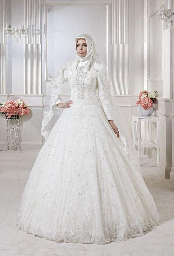 Design Gaun Pengantin Muslimah 2018 T8dj Inspirasi Baju Pengantin Muslimah Yang Bisa Kamu Tiru Untuk