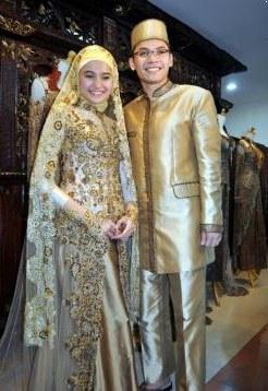 Design Gaun Pengantin Muslimah Adat Jawa D0dg Gambar Baju Pengantin Muslim Adat Jawa Modern Baju