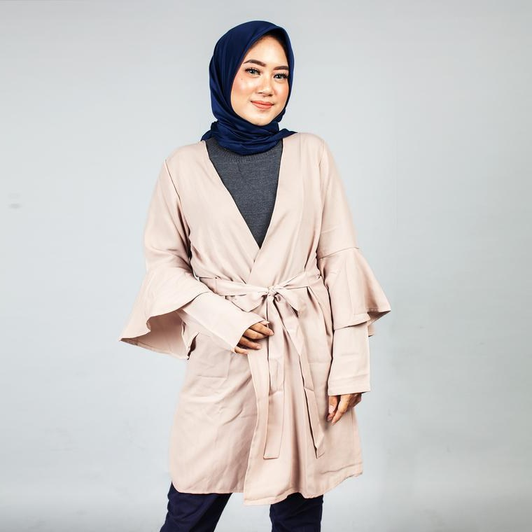 Design Gaun Pengantin Muslimah Biru Ftd8 Dress Busana Muslim Gamis Koko Dan Hijab Mezora