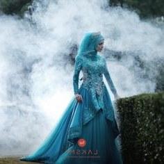 Design Gaun Pengantin Muslimah Biru Ipdd 15 Best Gaun & Busana Pernikahan Di Surabaya Images