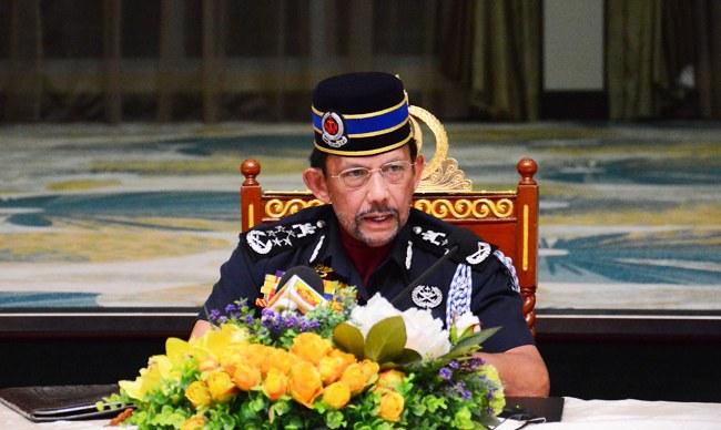 Design Gaun Pengantin Muslimah Biru Zwd9 Home Pasukan Polis Diraja Brunei