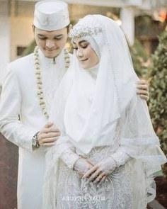 Design Gaun Pengantin Muslimah Gemuk Dwdk 2464 Best Beautiful Images In 2019