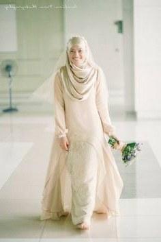 Design Gaun Pengantin Muslimah Gemuk Ffdn 27 Best Fashion Modis Images