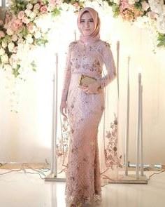 Design Gaun Pengantin Muslimah Gemuk Fmdf 727 Best Hijabi Gowns Images In 2019