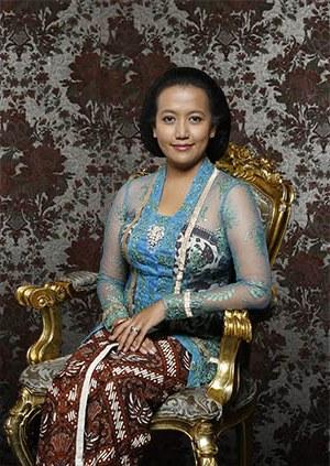 Design Gaun Pengantin Muslimah Gold Etdg Kebaya