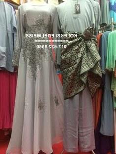 Design Gaun Pengantin Muslimah Gold X8d1 16 Best Gaun Pengantin Muslimah Malaysia Images