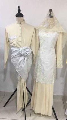 Design Gaun Pengantin Muslimah Murah 9fdy 144 Best Baju Nikah Putih Images In 2019
