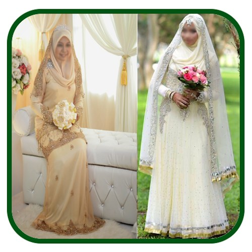 Design Gaun Pengantin Muslimah Murah Ffdn Gaun Pengantin Muslimah Apk
