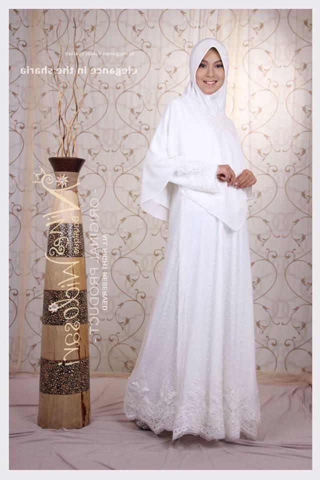 Design Gaun Pengantin Muslimah Syar'i Rabbani D0dg Insprasi Baju Pengantin Muslimah Syar I Inspirasi