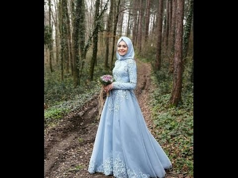 Design Gaun Pengantin Muslimah Terbaru 2019 87dx 33 Ide top Gaun Pernikahan