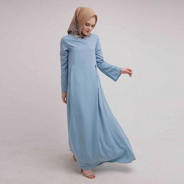 Design Gaun Pengantin Muslimah Terbaru 2019 Whdr Zoya