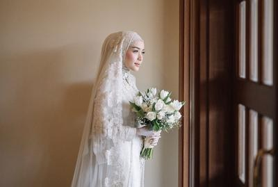 Design Gaun Pengantin Muslimah Untuk Tubuh Mungil J7do 5 Tips Memilih Gaun Pengantin Muslimah Yang Tepat Tanpa