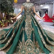 Design Gaun Pengantin Muslimah Warna Gold E6d5 Popular Elegant Muslim Wedding Dress Buy Cheap Elegant