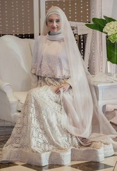 Design Gaun Pengantin Muslimah Warna Hijau 8ydm 80 Best Gaun Pengantin Images In 2019