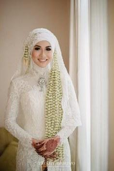 Design Gaun Pengantin Muslimah Warna Hijau Ffdn 552 Best Malay Wedding Dress Images In 2019