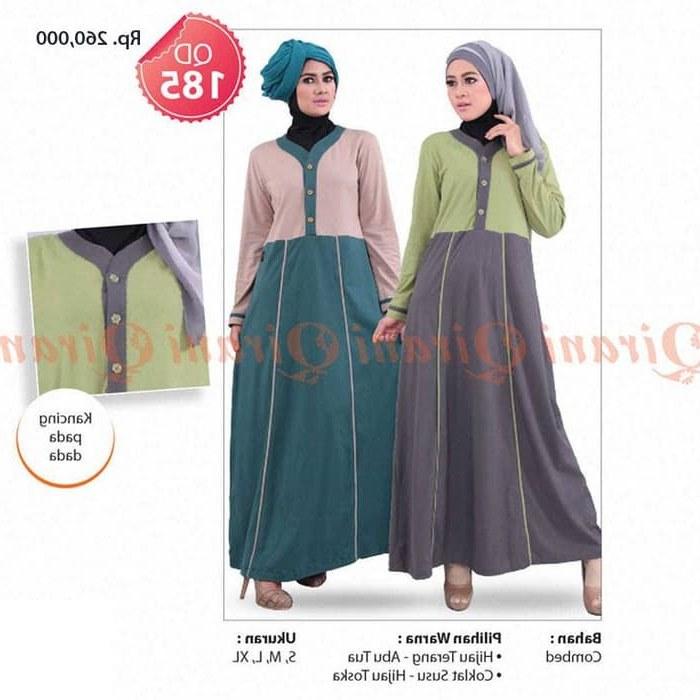 Design Gaun Pengantin Muslimah Warna Hijau Y7du Jual Q185 Gamis Qirani Busana Muslim Wanita Busana Muslim Wanita Murah Kota Bandung Lanibusana00