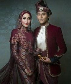 Design Gaun Pengantin Muslimah Warna Merah 87dx 29 Best songket Lelaki Images