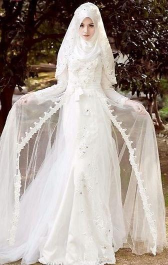 Design Gaun Pengantin Putih Muslim 0gdr List Of Gaun Pengantin Putih Muslim Images and Gaun
