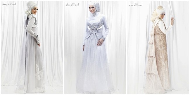 Design Jual Gaun Pengantin Muslimah Dddy Cenderamata istimewa